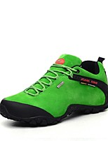 Cycling/Hiking/Fitness &  Training/Climbing/Trail Running Men's Shoes Leather Black/Brown/Green