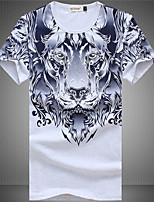 DMI™ Men's Round Collar Print T-Shirt(More Colors)