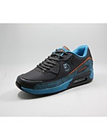 Walking Men's Shoes Leatherette Blue/Green