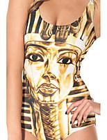 Fashion Egypt Pattern Swimwear Cosplay Costumes