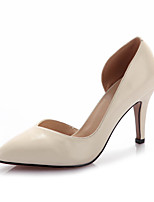 Women's Shoes Faux  Stiletto Heel Heels/Pointed Toe/Closed Toe Pumps/Heels