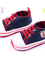 Baby Shoes Casual Fabric Fashion Sneakers Blue