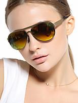 vrouwen 's Gepolariseerde/100% UV400 Pilotenbril Zonnebrillen