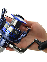 Boat Rock Front Drag Spinning Fly Fishing Reel 10BB +1 Bears Ball Reel SSV5000