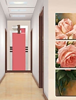 DIY Digital Oil Painting With Solid Wooden Frame Family Fun Painting All By Myself Love Roses 7033