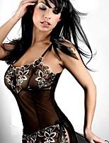 Women Ultra Sexy Nightwear , Core Spun Yarn