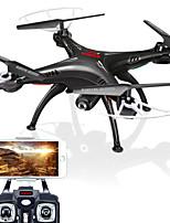 x5sw del syma drone 2.4ghz quadrocopter 4 canales 6axis original con 2MP cámara hd Quadcopter wifi FPV transmisión en tiempo real