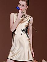 Women Polyester/Rayon Satin & Silk/Ultra Sexy Nightwear