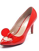 Women's Shoes Stiletto Heel Heels Pumps/Heels Casual Black/Blue/Gold