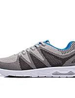 Running Men's Shoes Fleece/Tulle Green/Gray/Orange