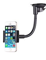 support mobile de voiture universel 360 rotation souple suporte long bras support de voiture portable 3,5-5,5 pouces