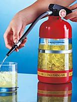 1.5L Fire Extinguisher Beer Dispenser Water Branch  Beer Machine (Random Color)
