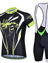 Short Sleeve Clothing Bicycle Sports Cycling Bib Set /Short Bib Jersey