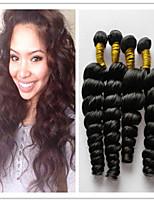 3Pcs/Lot Brazilian Virgin Hair Loose Wave Unprocessed Virgin Brazilian Hair Bundles Cheap Brazilian Loose Wave