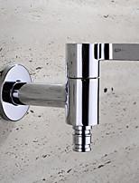 Gadgets de salle de bain - Contemporain - Chromé