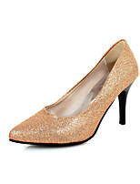 Women's Shoes Glitter Stiletto Heel Heels/Pointed Toe/Closed Toe Pumps/Heels Dress