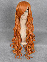Women Synthetic Masquerade Special Color Curly Hair 22 Inch