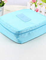 Korean Version of the Multi-function Lady Travel Toiletry Kits Admission Package