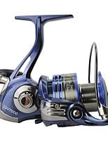 Yopoon SSV3000 5.5:1 10 RolamentosPesca de Mar/Pesca Voadora/Isco de Arremesso/Pesca no Gelo/Rotação/Pesca de Gancho/Pesca de Água