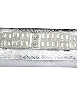Handbag Satin Evening Handbags/Clutches With Crystal/ Rhinestone