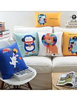 Super Soft Animal Cushion Cover 18