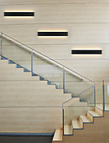 36W 111cm Super long Modern LED Wall Sconces Light Indoor Black / White