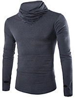 Men's Casual Long Sleeve T-Shirts