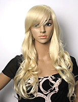 European and American Fashion High Quality Curly Hair Wig