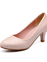 Women's Shoes  Stiletto Heel Heels/Pointed Toe Pumps/Heels Office & Career/Dress Blue/Pink/White