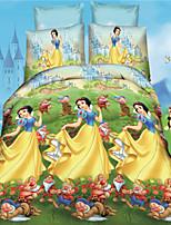 Multi Color Polyester King Duvet Cover Sets