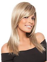 capless longues de haute qualité mono top remy vierge perruques de cheveux humains 7 couleurs à choisir