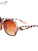 Lureme®Fashion Box Bar Joker Frame Hollow Out Women'S Ultraviolet-Proof Sunglasses