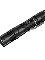 Linternas LED ( Recargable/Resistente a Golpes/Empuñadura Anti Deslice ) - LED - paraCamping/Senderismo/Cuevas/De Uso