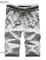 In summer 5 men's casual shorts five pants pants beach pants breeches fashion slim Summer Cotton