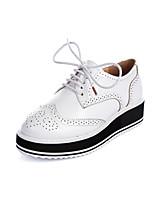 Women's Shoes Faux Wedge Heel Wedges/Round Toe/Closed Toe Pumps/Heels