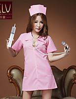 Vêtement de nuit Femme Ultra Sexy/Uniformes & Tenues Chinoises/Costumes Mélanges de Coton
