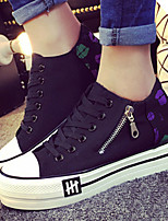 Women's Shoes Platform Comfort Round Toe Fashion Sneakers More Colors