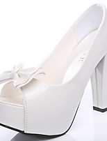 Women's Shoes Stiletto Heel Heels/Peep Toe/Platform Pumps/Heels Office & Career/Dress/Casual