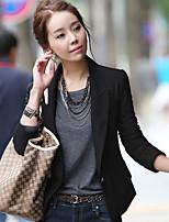 Women's Casual Medium Long Sleeve Regular Blazer