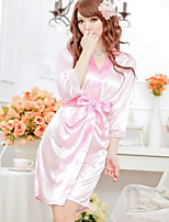 Kayi   Women Satin Robes/Ultra Sexy Nightwear