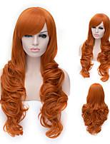 The Beautiful High Quality High Temperature Silk Fashion Girl Will Prepare a Wig