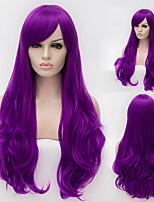 ad alta temperatura di alta qualità lunghezza del cavo europeo ed americano parrucca di capelli ricci fashion girl necessario