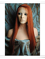 8inch-22inch 100% Indian Remy Human Hair Straight Lace Wigs #31/130 HLW004