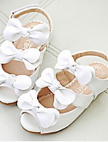 Girls' Shoes Casual Open Toe Sandals Pink/White