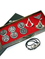 Assassin's Creed Liga - Crachá/Mais Acessórios