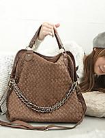 Women 's PU Sling Bag Tote - Multi-color