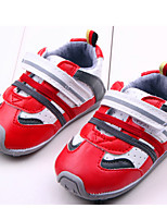 Baby Shoes Casual Fashion Sneakers Black/Red