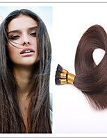 3Pcs/Lot 1G/S 100G/PC  Virgin Keratin Fusion Pre-bonded Stick Hair/I Tip Hair Extension In Stock