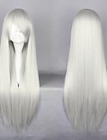 100cm Capless Long Straight hair Cosplay Hair Wig