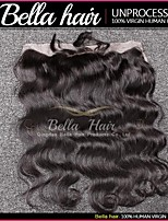 Brazilian Body Wave Lace Frontal Ear to Ear Closure Hair Pieces 13x4